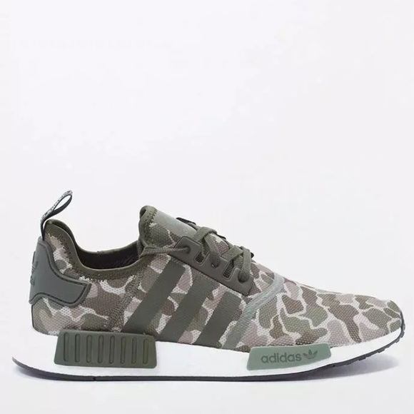 71c66c67c55 Adidas NMD R1 Olive Green Camouflage Brand New